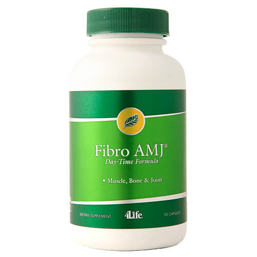 Fibro AMJ Day - Muscle and joint support - daytime formula - 90 capsules