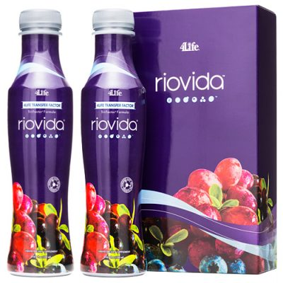 RioVida Tri-Factor Formula - 2 bottles in a pack