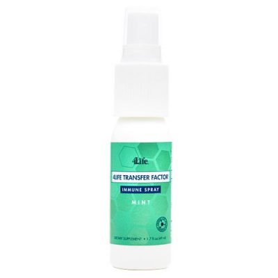Transfer Factor Immune Oral Spray - Mint Flavour