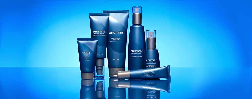 enummi Skincare Range